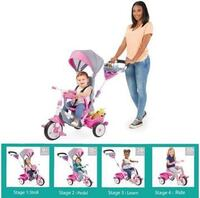Baby's pink and white stroller screenshot Alexandria, 22315
