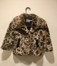 Juicy Couture Leopard Coat