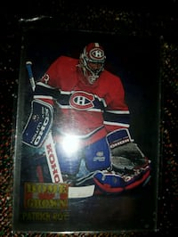 Patrick Roy home grown insert Saint Thomas, N5R 6K5