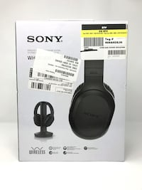 Sony WH-RF400 wireless headphones.new open box 米西索加, L5V 1A2