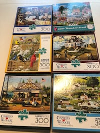 Jigsaw Puzzles $2 each for 5 or more Germantown, 20874