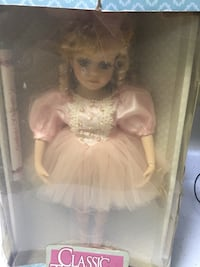 Classic Treasures special edition collectible doll Youngstown, 44515