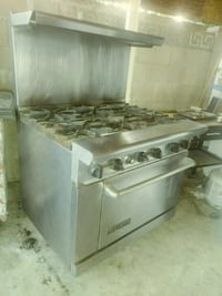 gray and black gas range oven Los Angeles, 91331