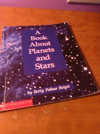 a book about planets and ???? Summerville, 29486
