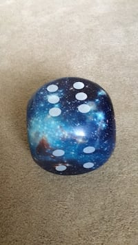 Galaxy foam dice  50 km