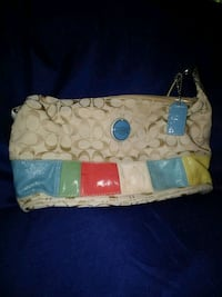 A medium sized Coach bag.  Myrtle Beach, 29575