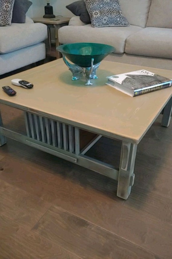 Remarkable Mission Stickley Coffee Table End Tables And Bralicious Painted Fabric Chair Ideas Braliciousco