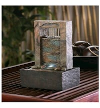 BRAND NEW Cascading Water Tabletop Fountain Toronto