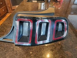 2013-2014 Ford Mustang Tail Lights