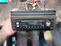 black Pioneer 1-din car head unit Wellesley, N0B 2T0