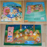 "Bubble Guppies First Look and Find Book (large 12"" x 10"" size) Surrey"