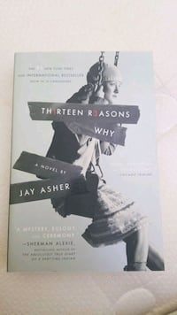 13 Reasons Why by Jay Asher  Ajax