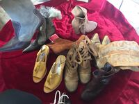 pair of assorted-color shoes lot Brandon, 39042