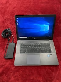 HP Zbook Studio G3 17 inch XENON 32GB Ram 512 SSD Like New (Cycle 85) College Park, 20740