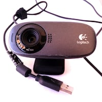 Webcam Logitech HD 720p MADRID