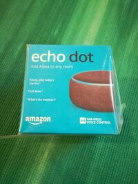 Amazon echo dot 3rd generation Rockville