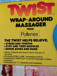 Wrap around Massager!