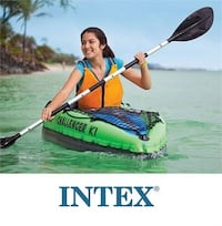 Intex K1 Inflatable Kayak 1 person Mississauga, L4Y 3X7