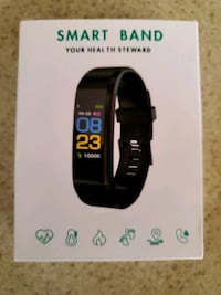 Smartwatch! New in box! New year's resolution!