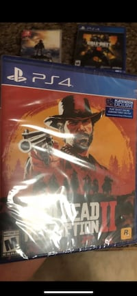 Red Dead Redemption 2 NEW!! PS4 Haymarket, 20169