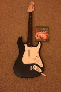 Rock Band 4 Guitar with game Aurora, 60506