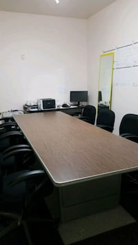 Conference table and 8 chairs Baltimore, 21213
