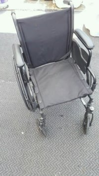 black and gray wheelchair screenshot Yonkers, 10703