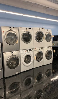 """27"""" Front load washer and dryer  Toronto, M3J 3K7"""