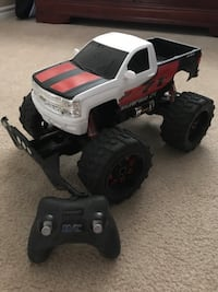 RC Off-road Truck