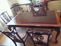 Gorgeous Ethan Allen dining room table