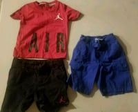 24 Month Old Air Jordan Outfit & shorts Louisville