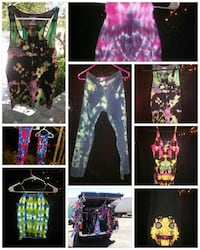 women's assorted clothes collage Cabazon, 92230