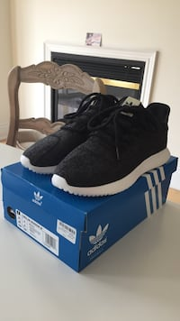 pair of black Adidas Yeezy Boost 350 with box Vaughan, L4H 0N8