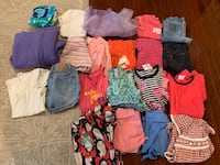 Girls size 5t clothes Ashburn, 20147