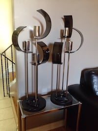 Pair of Mid Century Modern table lamps Mississauga, L5J 1V8