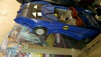blue and black car ride-on toy
