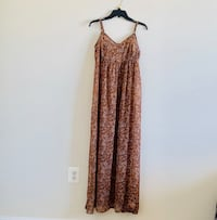 Spaghetti Strap Maxi Dress Ashburn, 20148