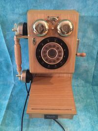 Collectors Edition Reproduction Telephone.