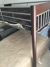 stainless steel loft bed