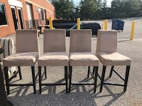 Set of four high chairs Bowie, 20715