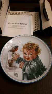Little Red Robins limited edition Toronto, M1X 1G9
