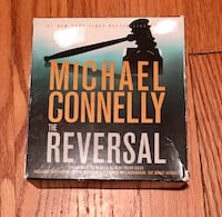 The Reversal by Michael Connelly (audiobook with bonus content) Catonsville, 21228