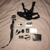 GoPro Hero 3 White BUNDLE, BEST OFFER Campbell, 95008