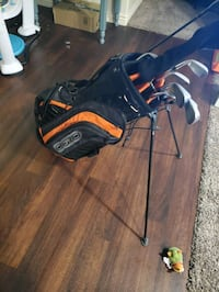adams irons and tommy armor driver and taylormade r11 driver used Layton, 84041