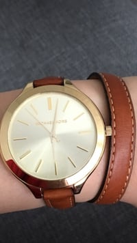 Michesl kors watch authentic