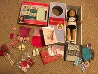 American Girl Doll and Accessories  McLean, 22101