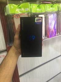 Samsung galaxy S9 midnight black 64gb  Selçuklu, 42060