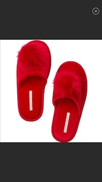 Victoria's Secret Slippers Canal Winchester