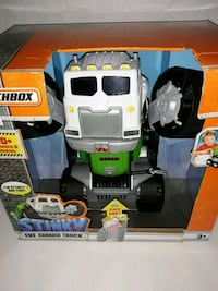 Matchbox Stinky the Garbage Truck Toy Laurel, 20707