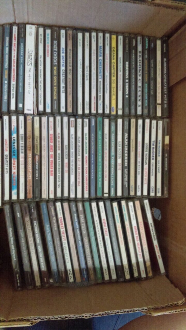 Alot of great Cds here!!